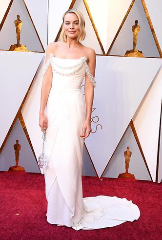 Фото №3 - «Оскар-2018»: Марго Робби в платье Chanel Couture