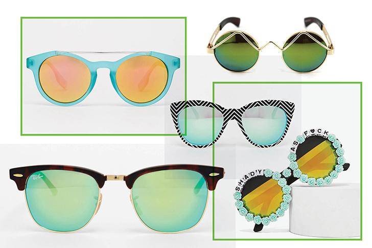 Фото №1 - Топ-30: Солнцезащитные очки