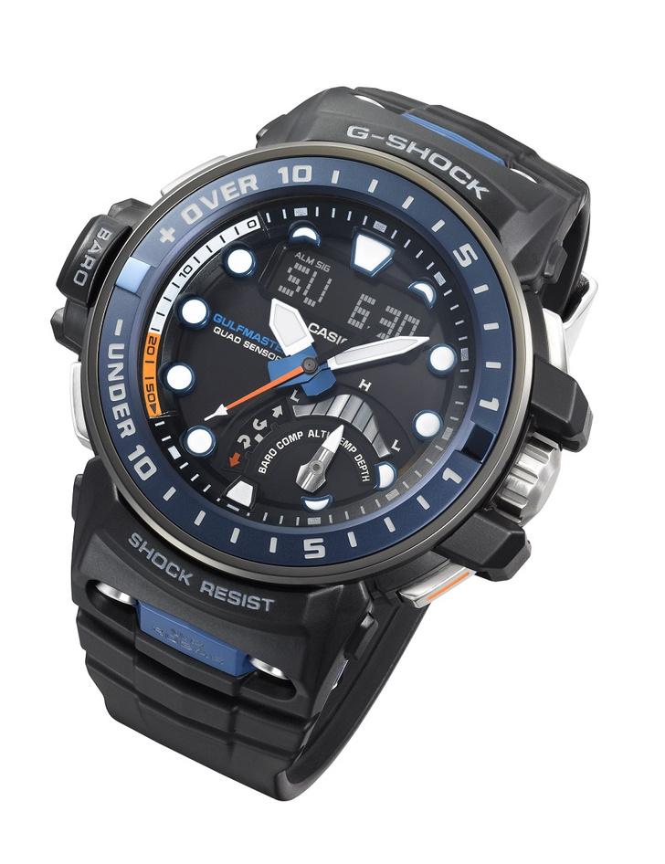 Фото №2 - Casio G-SHOCK Gulfmaster: часы для настоящих моряков