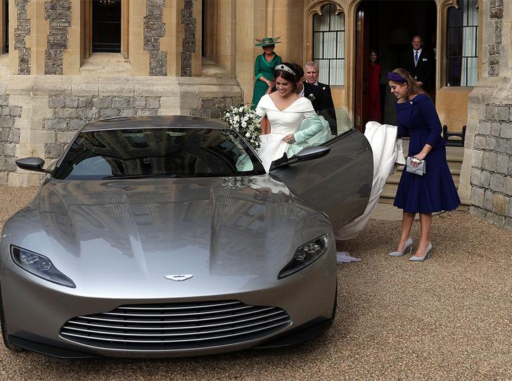 Фото №71 - Свадьба принцессы Евгении и Джека Бруксбэнка