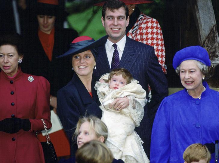 Фото №3 - Что сказала принцесса Маргарет после развода принца Эндрю и Сары Фергюсон