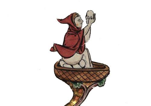 Фото №9 - «Мемы» Средневековья