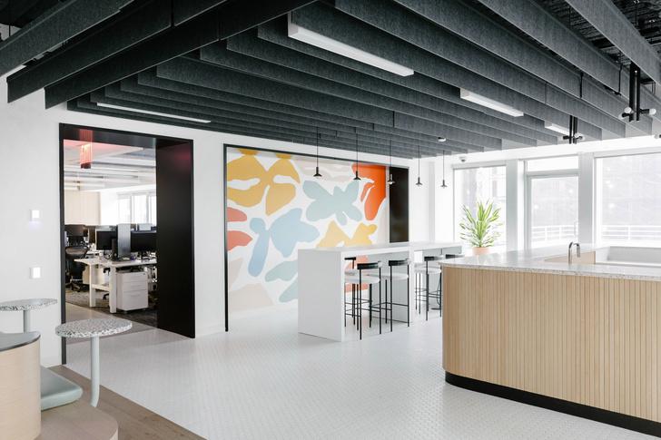 Фото №5 - Офис в светлых тонах в Нью-Йорке