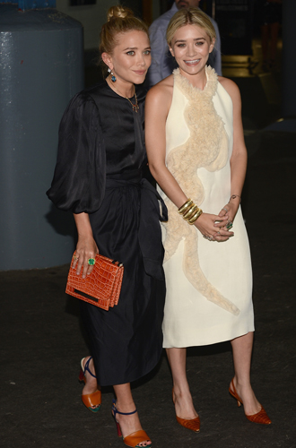 Фото №35 - А две лучше: как сестры Олсен покорили мир моды
