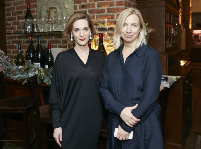 Фото №25 - Как прошел гастрономический ужин Marie Claire в московском ресторане Le Restaurant
