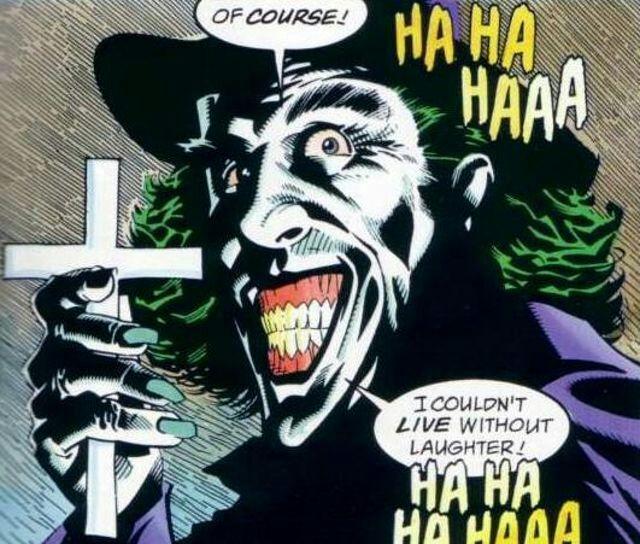 Фото №8 - Топ-7 безумных версий Джокера, о которых ты могла не знать