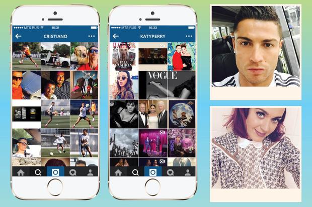 Фото №7 - Топ-20: Самые популярные звезды в Instagram