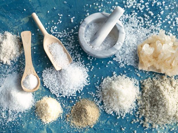 Фото №1 - Все, что вы хотели знать о пищевой соли