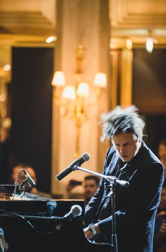 Фото №3 - Don't stop the jazz:  Джейми Каллум в St.Regis Москва Никольская