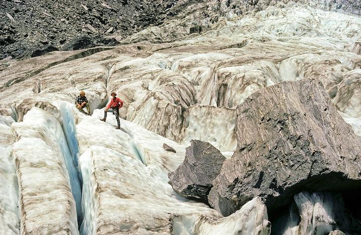 Фото №5 - Между нами тает лёд: 7 ледников, ради которых стоит отправиться на край света