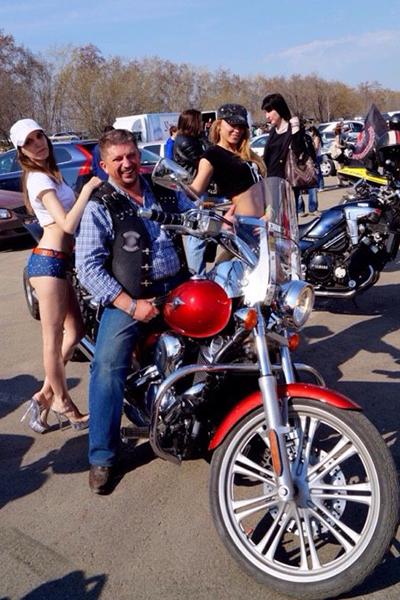 Фото №11 - Байкеры Ульяновска: 15 признаний в любви мотоциклу