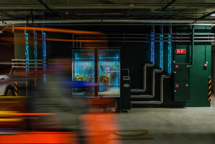 Фото №5 - Инсталляция Марины Звягинцевой «Water линия» в «Зарядье»