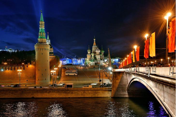 Фото №1 - Туристический «Оскар» впервые вручат в Москве