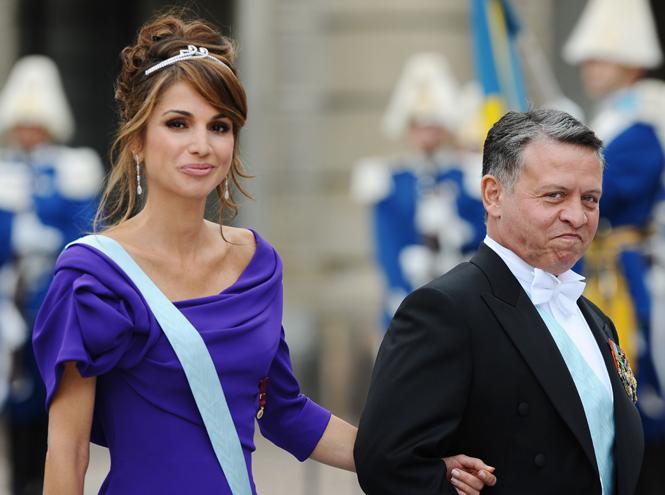 Фото №35 - Самые забавные моменты на королевских свадьбах (истории в фотографиях)