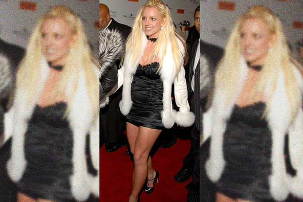 Фото №15 - Худшие наряды Бритни Спирс
