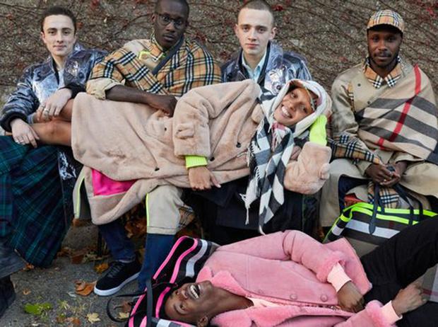 Фото №5 - Как лед и пламень: почему Рикардо Тиши – лучший креативный директор для Burberry