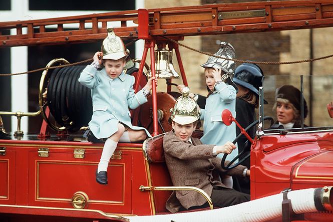 Фото №39 - Принц Уильям: история в фотографиях