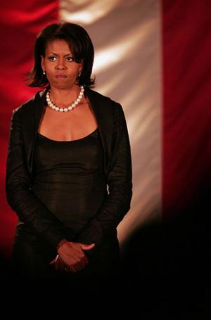 Фото №3 - От супруги президента к модной иконе: эволюция стиля Мишель Обамы