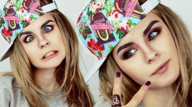 Фото №2 - Хлоя Морец заценила украинского beauty-блогера