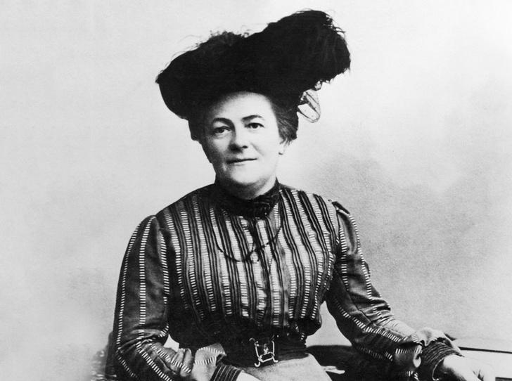 Фото №1 - Клара Цеткин: история женщины, стоявшей у истоков феминизма