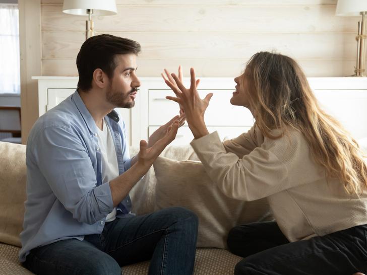 Фото №1 - 11 правил, чтобы перестать ссориться с партнером (раз и навсегда)