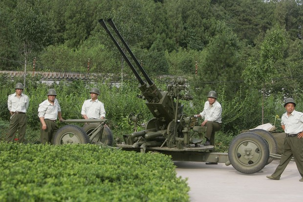 Фото №2 - Китай готовит глобальное климатическое оружие к 2025 году