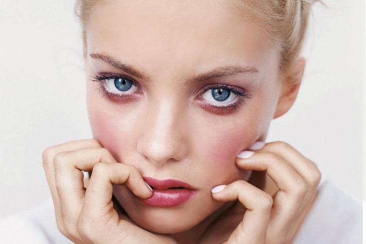 Фото №1 - Новогодний макияж: Розовые мечты