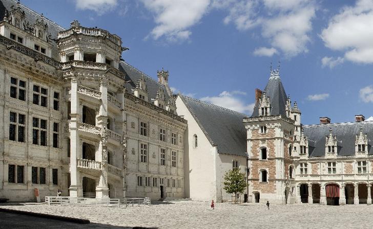 Фото №6 - 5 знаменитых замков Франции