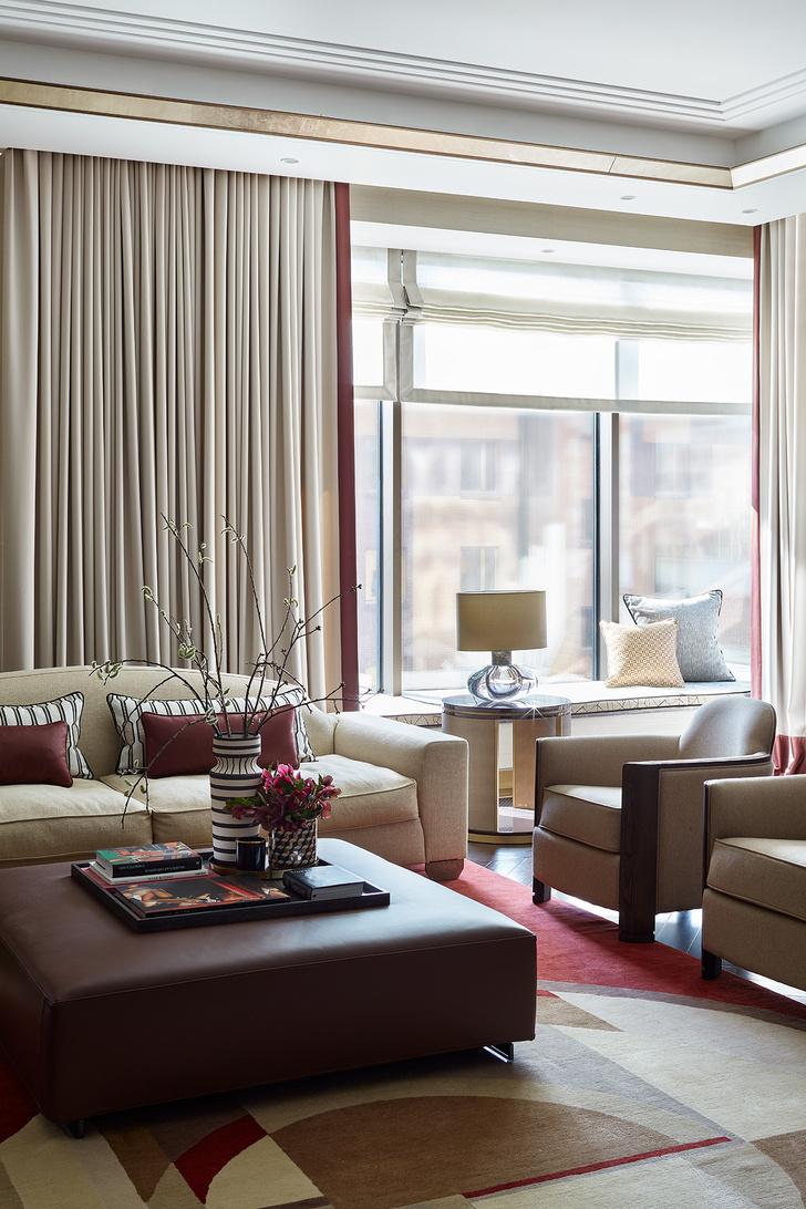 Фото №3 - Новая классика в московской квартире