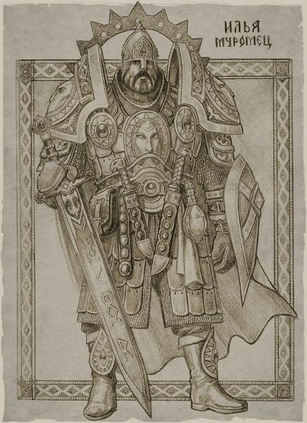 Фото №2 - Русское народное фэнтези: герои старых сказок в новом обличии