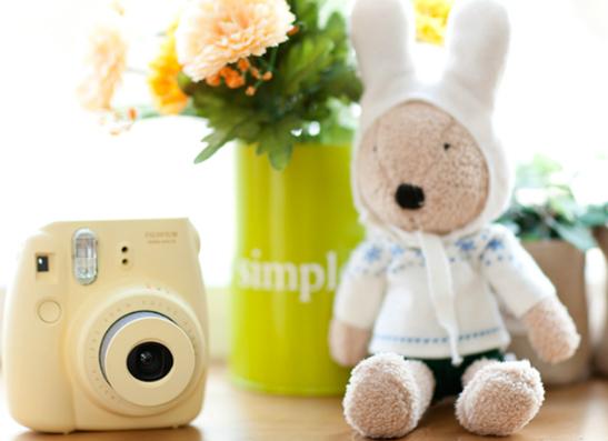Фото №1 - Fujifilm представил новый пленочный фотоаппарат
