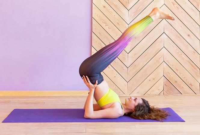 Фото №10 - Женская йога: 8 простых и очень полезных упражнений
