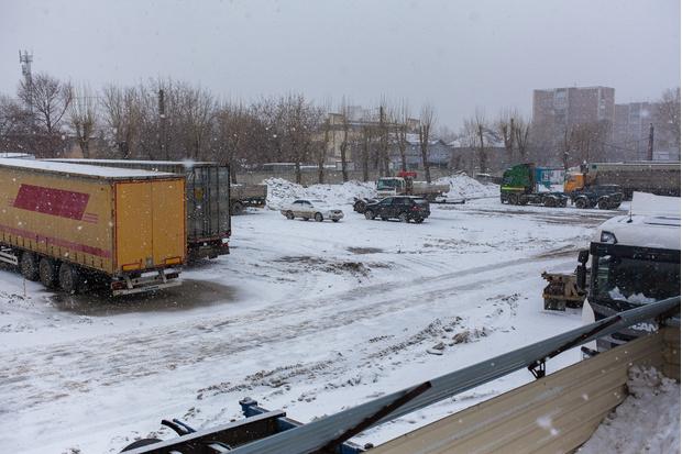 Фото №44 - ЖК «Софийский квартал»: парк, фуры и «панельки» на месте трамвайного депо