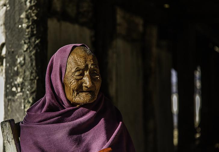 Фото №1 - Где на Земле старики становятся моложе?