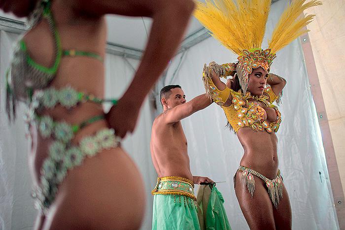 Фото №7 - Бразильский ген веселья
