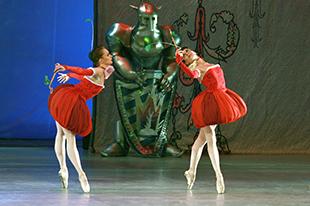 Фото №2 - Балет «Чиполлино» на сцене Театра Сац