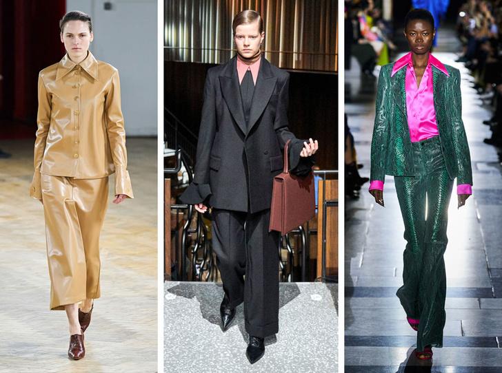 Фото №9 - 10 трендов осени и зимы 2020/21 с Недели моды в Лондоне