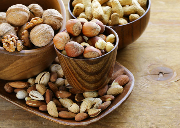 Фото №1 - Ежедневное употребление орехов помогает в борьбе с мужским бесплодием