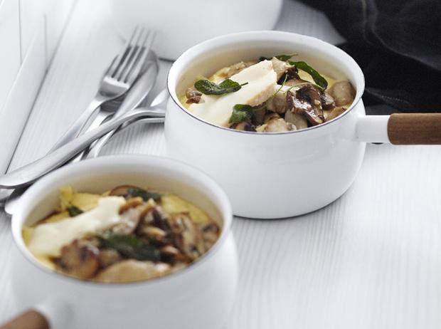 Фото №3 - Три грибных блюда для идеального сезонного обеда (или ужина)