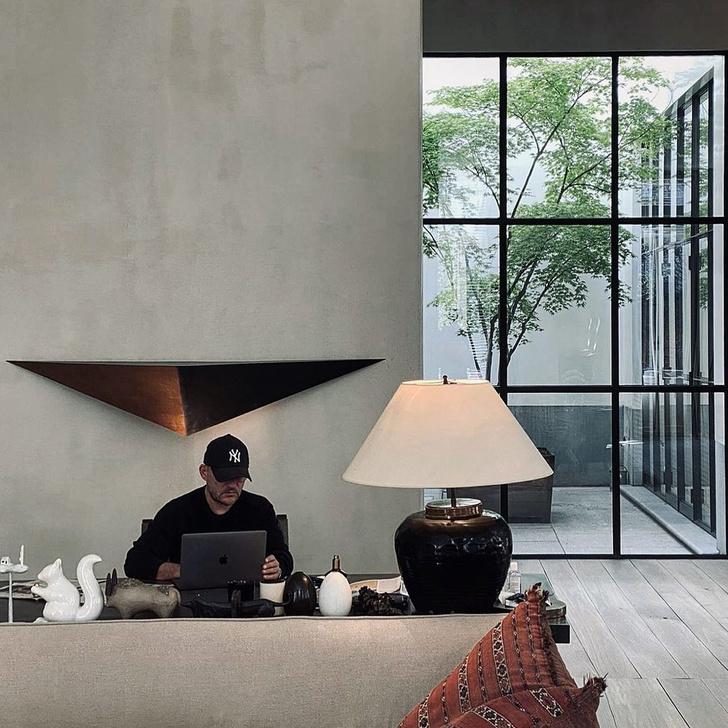 Фото №3 - Дома звезд: в гостях у дизайнера Винсента ван Дуйсена