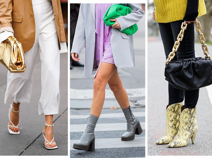 Фото №1 - Полный гид по самой модной обуви для весны и лета 2020