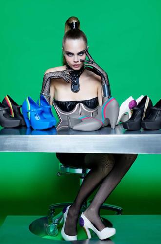 Фото №26 - Мода из отходов: звезды и дизайнеры, выбирающие эко-одежду
