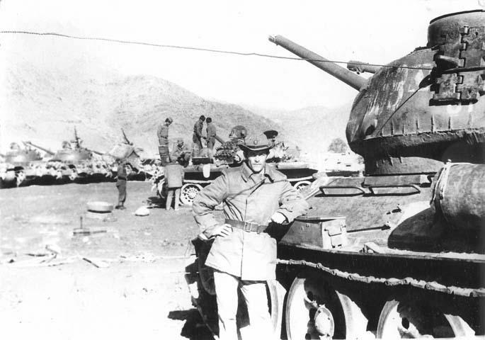 Фото №9 - Трофей из России— легендарный Т-34 на службе вдали от дома