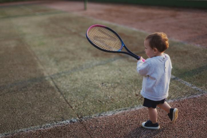 Фото №1 - Занятия спортом: руководство для родителей