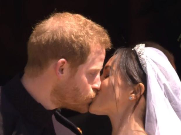 Фото №64 - Свадьба Меган Маркл и принца Гарри: как это было (видео, фото, комментарии)