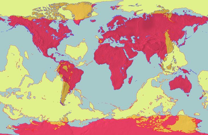 Фото №1 - На другом краю Земли: что такое географические антиподы