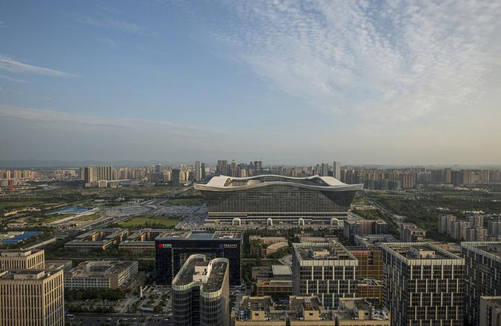 Фото №5 - Кто больше: самые большие здания в мире. Но не в высоту