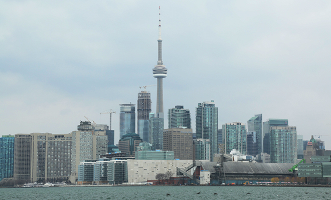 Орел и Решка, Торонто
