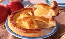 Как приготовить заливной пирог с яблоками