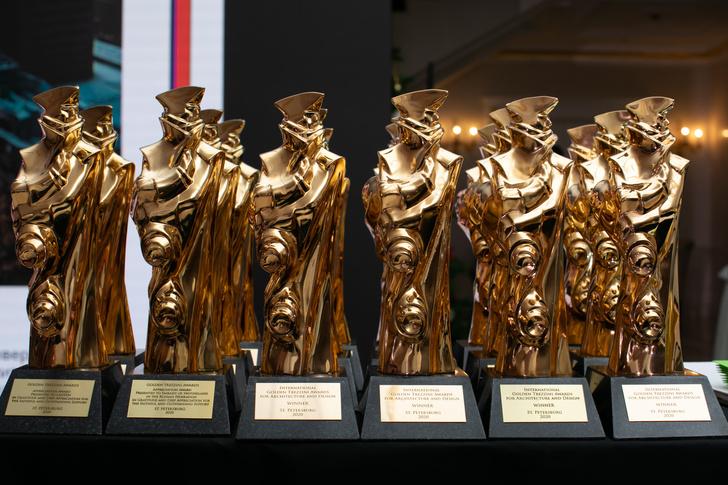Фото №1 - Итоги архитектурного конкурса «Золотой Трезини» 2020